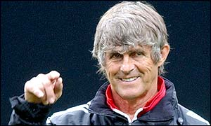 China coach Bora Milutinovic