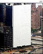 90 West Street, to the south of the WTC site