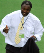 South Africa side Jomo Sono