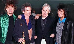 Rolling Stones in Moscow, 1999