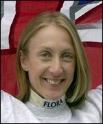Paula Radcliffe: Awarded an MBE