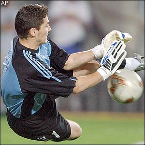 Iker Casillas Best Soccer Player