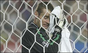 Ireland keeper Shay Given