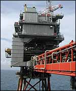 The Skene gas extension, added to Beryl Alpha