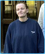 Patricia Amos was jailed
