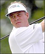 Darren Clarke is one of several top golfers on the books of ISM