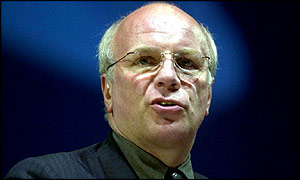 BBC director general Greg Dyke