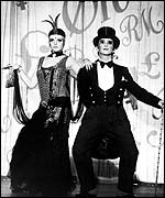 Cabaret won eight Oscars