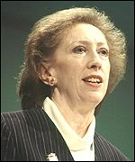 Margaret Beckett, Environment Secretary