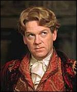 Kenneth Branagh in  the second Harry Potter film