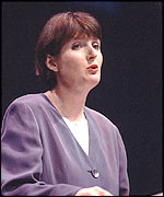 Solicitor General Harriet Harman