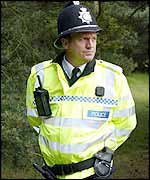 Suffolk police are the first to take up the successor to bobbies in blue
