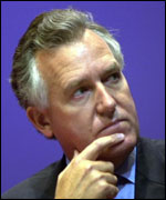 Neath MP Peter Hain