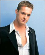 South African Pop Idol winner Heinz Winckler