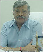 Tihar Director General Ajay Agarwal