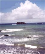 sea off Tobago