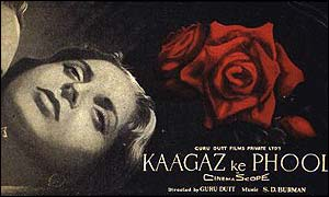 Kagaz ke Phool (Paper Flowers), Song Booklet 1959 (V&A)