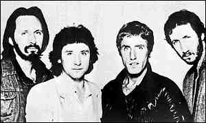 The Who in 1979