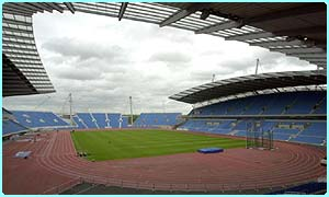 Athletics Stadium used for 2002 games in Manchester