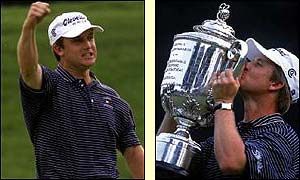 David Toms won the 2001 title by edging out Phil Mickelson