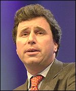 Oliver Letwin, Conservative shadow home secretary
