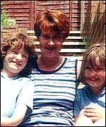 Murder victims Mandy Power and children