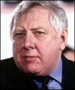 Roy Hattersley, deputy Labour leader