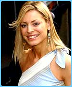 Host Tess Daly