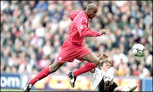 Anelka wanted to join Liverpool on a permanent basis