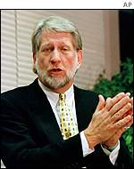 Bernie Ebbers, former WorldCom chief executive