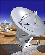 Alma, European Southern Observatory