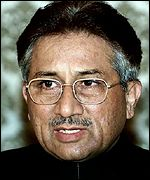 General Pervez Musharraf, President of Pakistan
