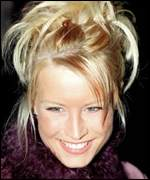Denise Van Outen hosted the show twice