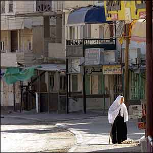 Woman in Bethlehem