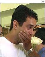 Victoria Hen's boyfriend Yaron Cohen