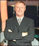 Who Wants to be a Millionaire? presenter Chris Tarrant