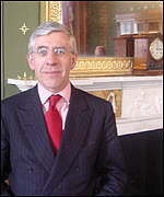Jack Straw, UK Foreign Secretary
