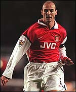 Former Arsenal defender Steve Bould joined Sunderland