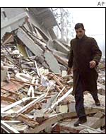Turkey earthquake, 1999