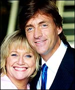 Chat show hosts Richard and Judy