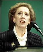 Margaret Beckett, UK Secretary of State for Environment, Food and Rural Affairs