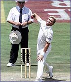 English batsmen have had no answer to Warne