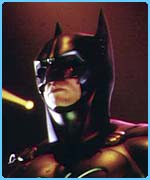 Val Kilmer played Batman in Batman and Forever