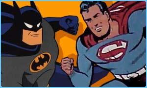 Batman and Superman are to star in a film together