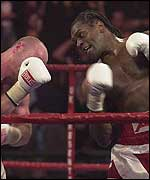 Audley Harrison's win over Dominic Negus was marred by controversy