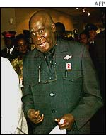 Former Zambian President Kenneth Kaunda is the only living leader who took part in the formation of OAU 39 years go
