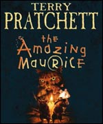 Terry Pratchett - The Amazing Maurice and His Educated Rodents book cover