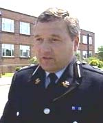 Paul Wood, Deputy Chief Constable, South Wales Police