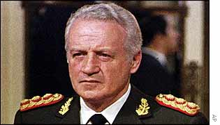 General Leopoldo Galtieri as he was in 1982