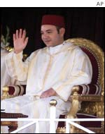 King Mohamed 6th